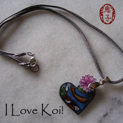 Love Koi by Oniko-art