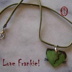 Love Frankie by Oniko-art