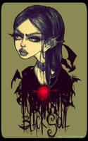 Black Soul by alexowo
