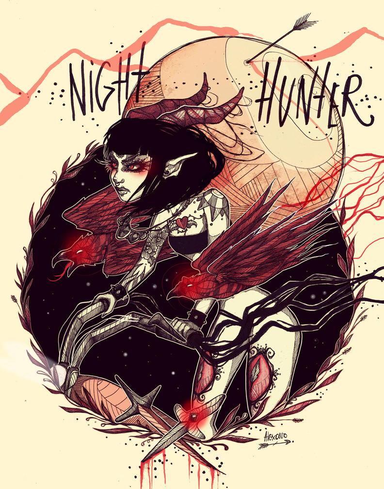 Hunter by alexowo