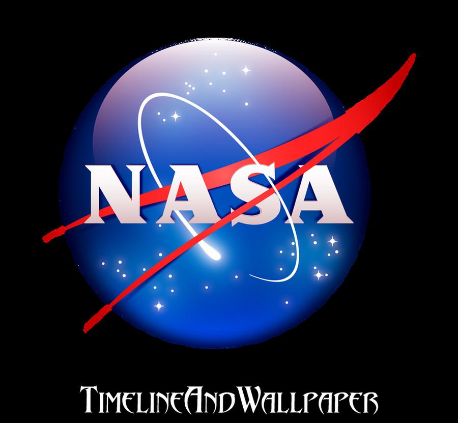 NASA Logo PNG by TimelineAndWallpaper on DeviantArt
