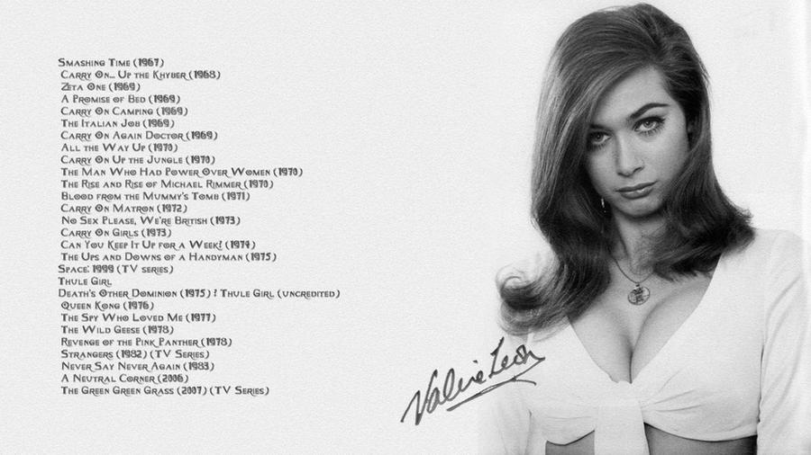 Valerie Leon Wallpaper 5 by TimelineAndWallpaper