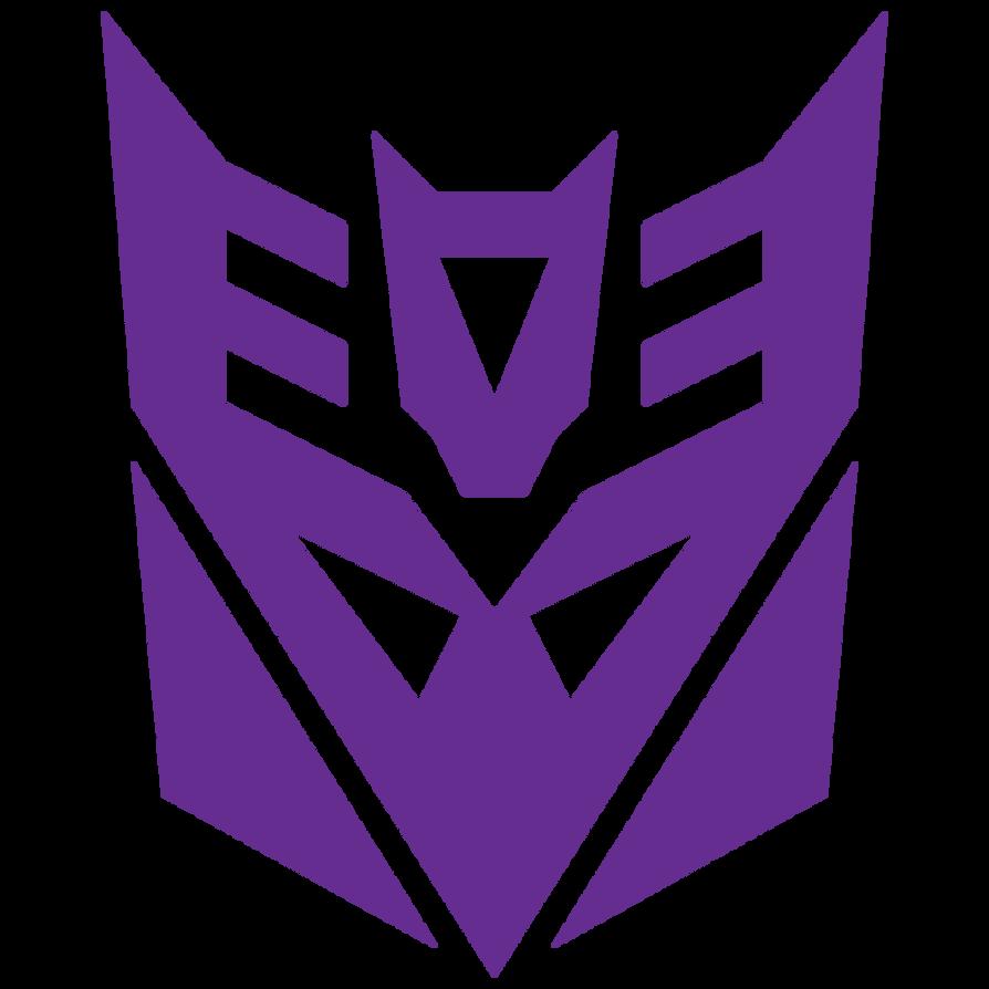 decepticon logo vector by robzombiefan2121 on deviantart