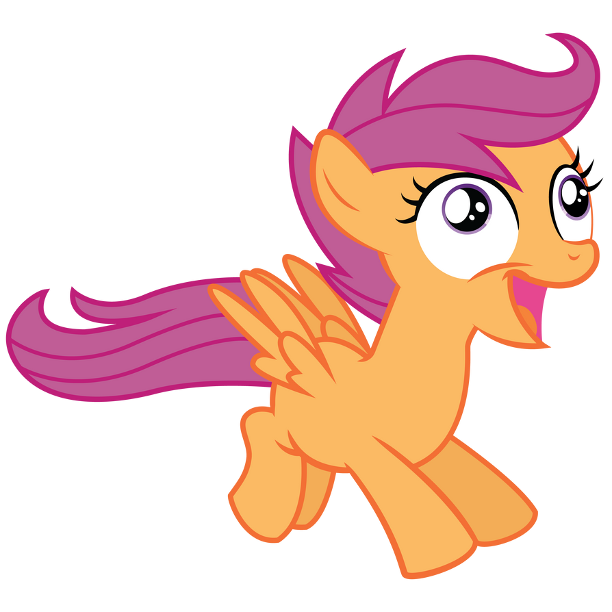 Pictures of scootaloos cutie mark
