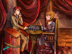 Kickstarter Commission: Checkmate by FaithWalkers