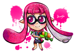 I'm A Squid Now I'm A Kid Now