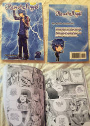 Remote Angel Volume 2 PUBLISHED by FaithWalkers
