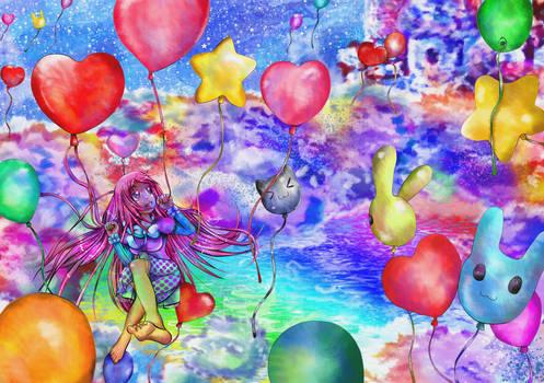 25 Balloons
