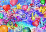 25 Balloons by FaithWalkers