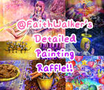 New Year's Art Raffle! (CLOSED) by FaithWalkers
