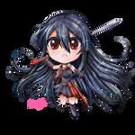 Chibi Akame