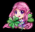 Chibi Jemma Spring Fairy