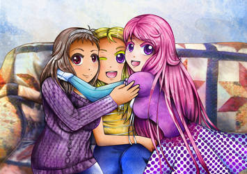 Best Friends by FaithWalkers