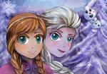 Frozen by FaithWalkers