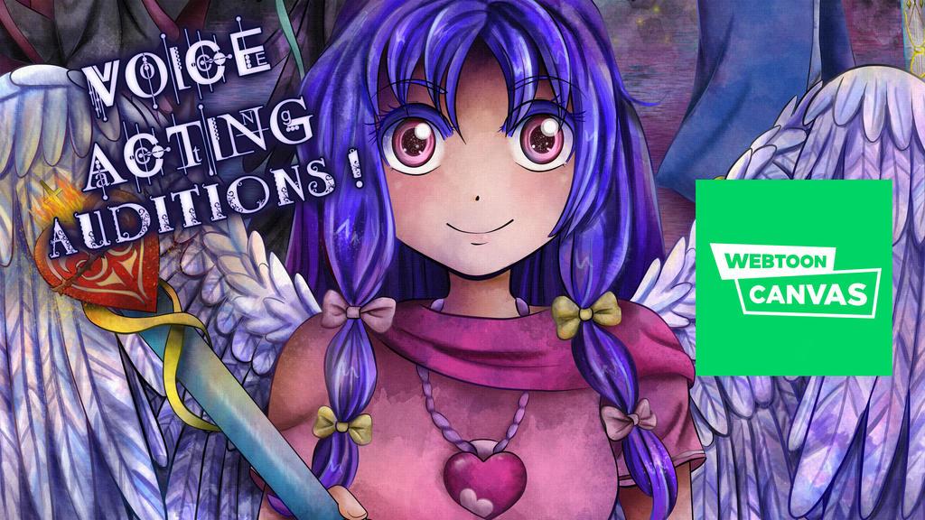 Voice Acting Auditions! (Webtoon Comic Dub)