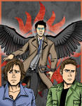 Team Free Will by Shawdycus