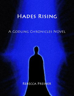 Hades Rising Novel Cover