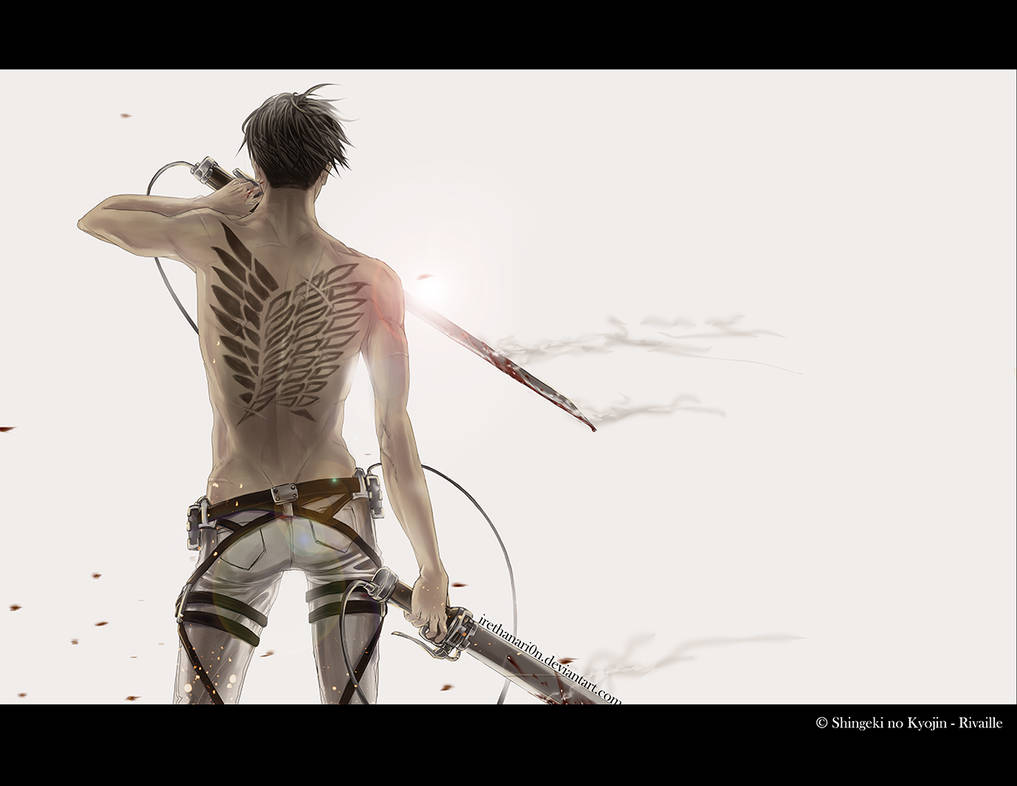 SnK-Levi_Wings of Freedom