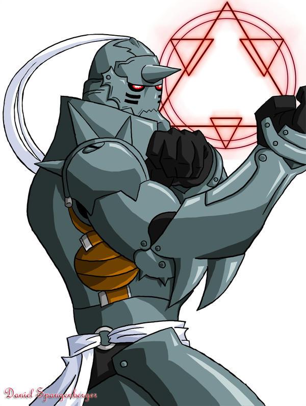 Fullmetal Alchemist - Alphonse by Renezuo on DeviantArt