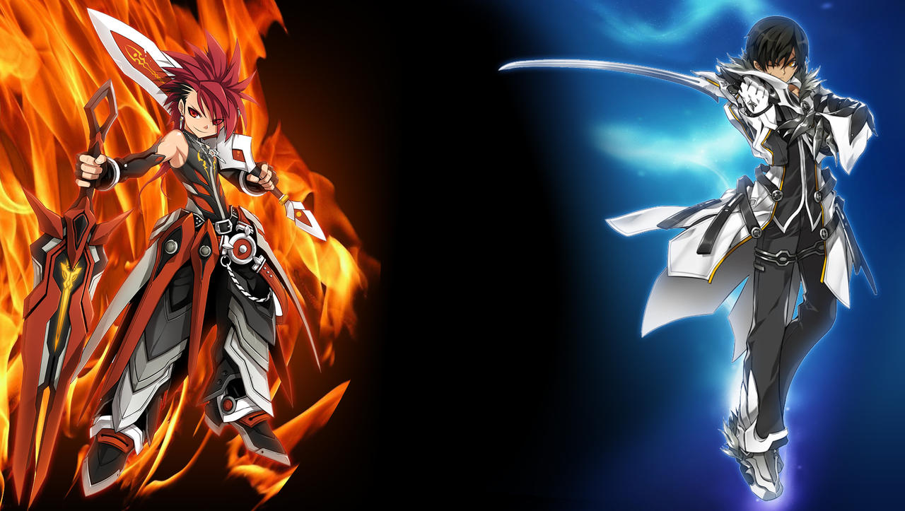 Infinity Sword and Bla...