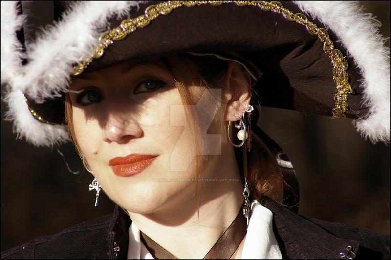 She's a Pirate 1 by KWilliamsPhoto