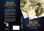 Blue Honor full Book Sleeve Blue 2nd edition