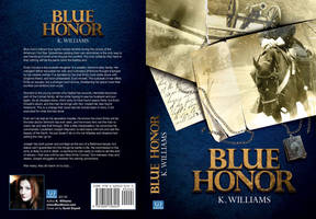 Blue Honor Final 2nd Edition Cover