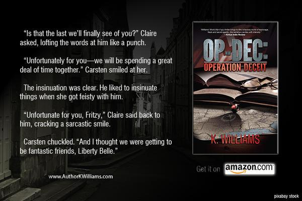 OP-DEC: Operation Deceit Promo 2