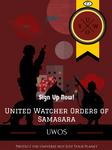 TTB1 - UWOS Propaganda Poster
