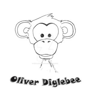 Oliver Diglebee Cartoon