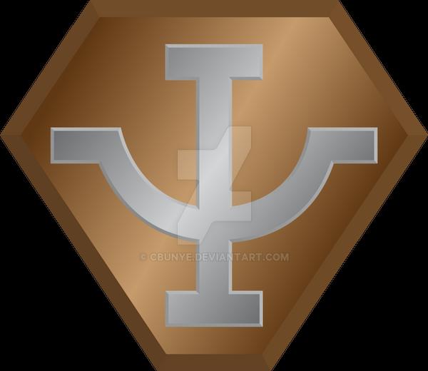 Psi Corps Base Logo or Badge by cbunye