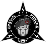 Transformers NEST Special Forces Custom Logo