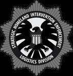 SHIELD Base Marvel Cinematic Universe Logo