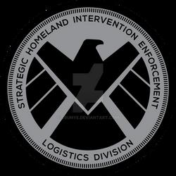 SHIELD Current Marvel Cinematic Universe Logo
