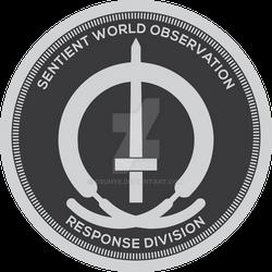 Marvel Cinematic Universe SWORD Logo - Theoretical
