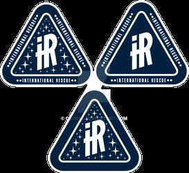 International Rescue 2015 Logo Recreations