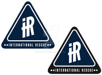 International Rescue 2015 Custom Logos