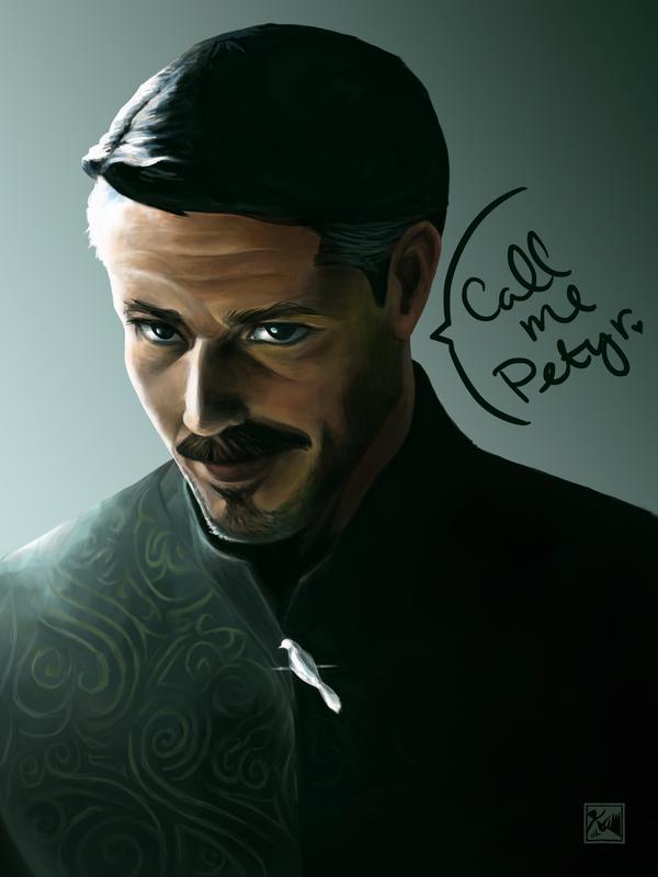 Call me Petyr. by K-i-e-r-a