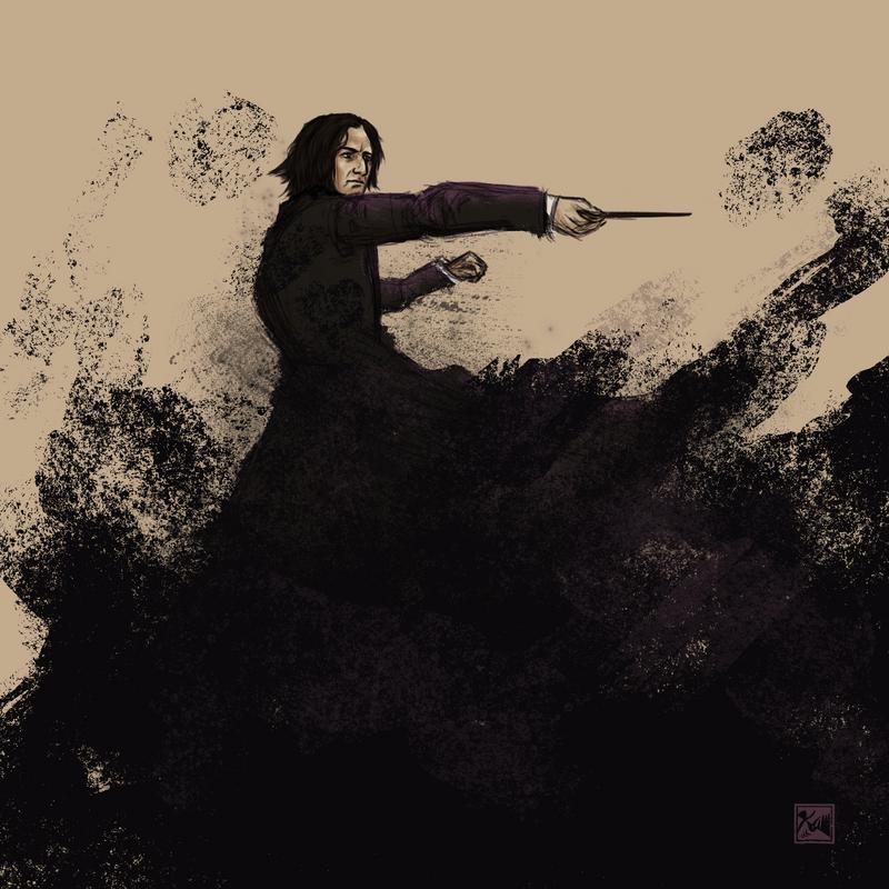 Severus by chromageist