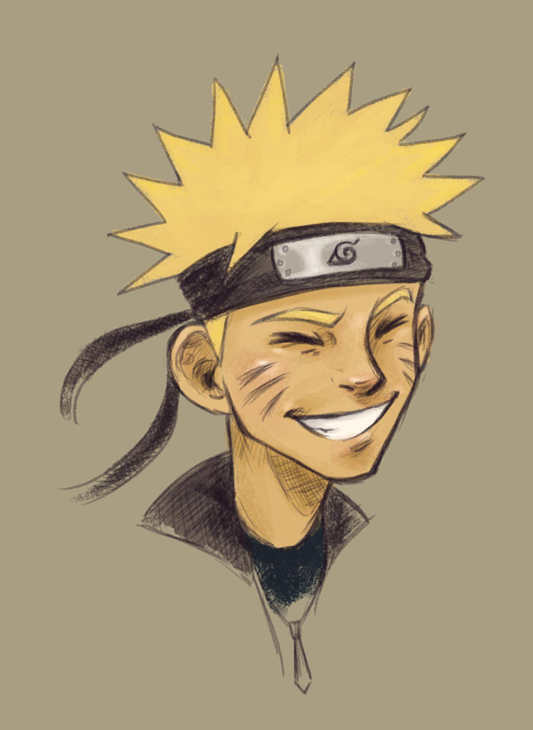 warm up - naruto by chromageist
