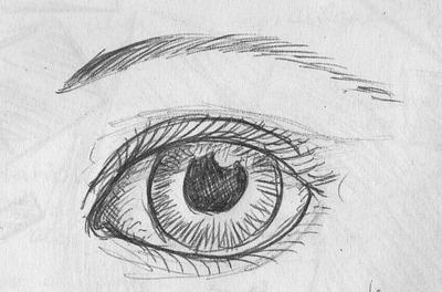 Eye practice by MsSilith