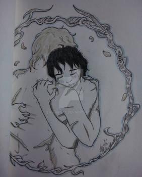 Doodle #4 (inked version)