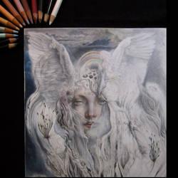 Angel in progress