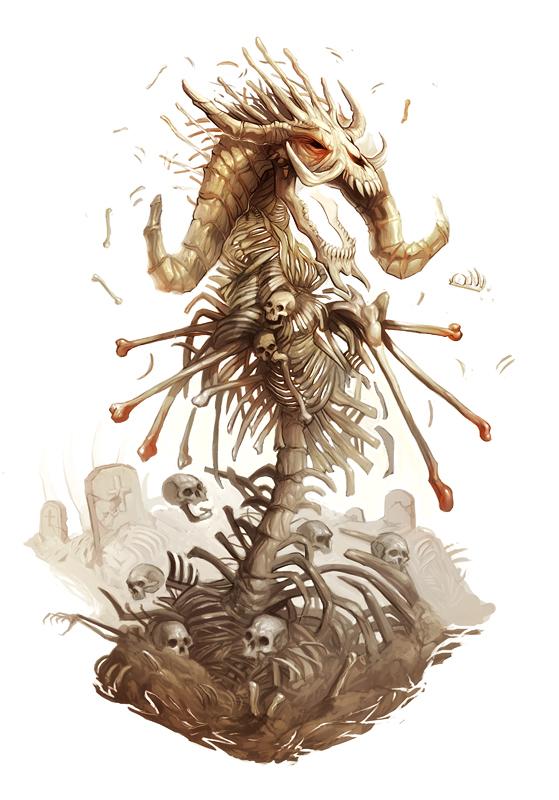 Boneyard by damie-m