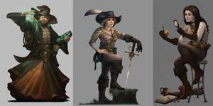 Adventurers of Pathfinder