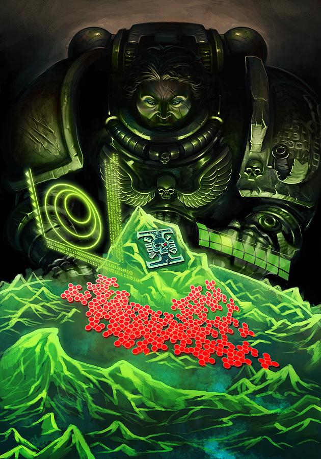 Warhammer 40k - Horde Tactics by damie-m