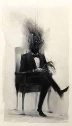 Portrait of a Dead Man by damie-m