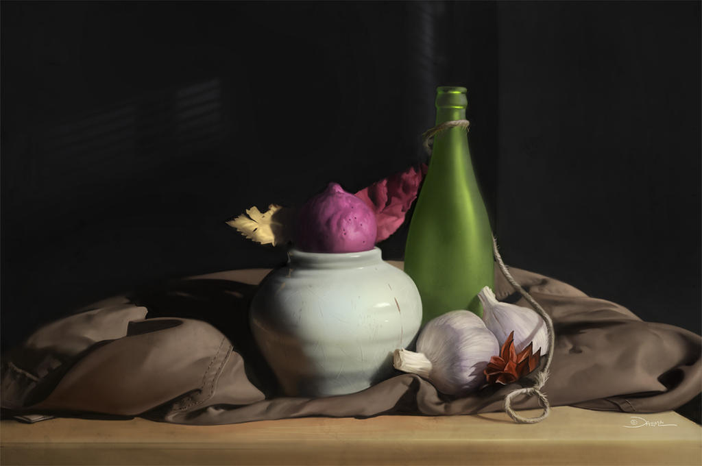 Pencil Kings - Still Life by damie-m