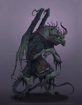 Daznath The Necromancer