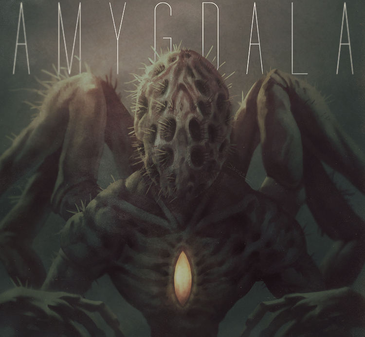 Amygdala by damie-m